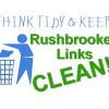 """Rushbrooke Links Residents """"Clean Up""""!"""