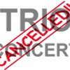 TRIO: 7th May Concert Cancellation