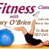 Fitness Classes With Mary O'Brien