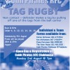 Juvenile Tag Rugby