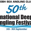 50th International Deep Sea Angling Festival – 5th -9th September