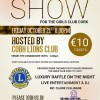 Cobh Lions Club Flashing the Fashion – Friday 21st October