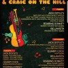 2018 Top of the Hill Festival – 2nd to 3rd June