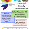COBH AGE FRIENDLY TOWN INFORMATION DAY